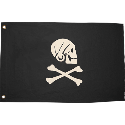 Medium Henry Avery Flag