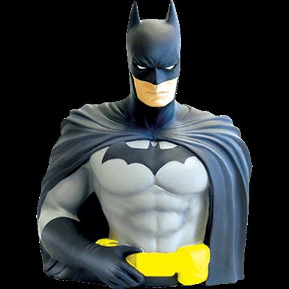 Classic Batman Bust Bank