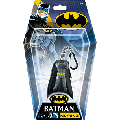 Crossed Arm Batman Keyring