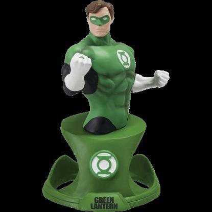 Green Lantern Bust Paperweight