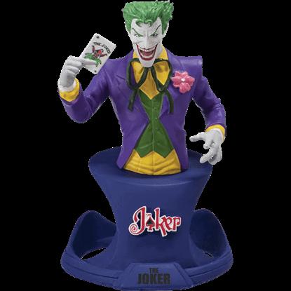Joker Bust Paperweight