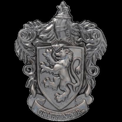 Gryffindor Crest Lapel Pin