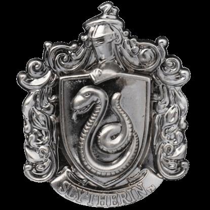 Slytherin Crest Lapel Pin