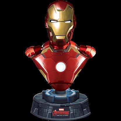 Light Up Iron Man Paperweight