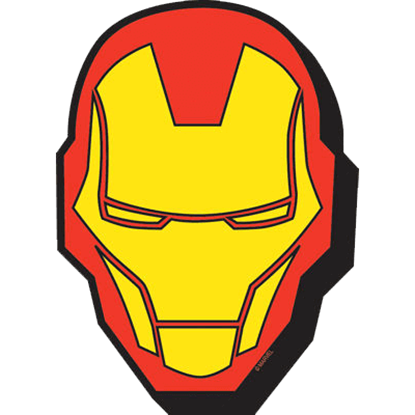 Iron Man Head Magnet
