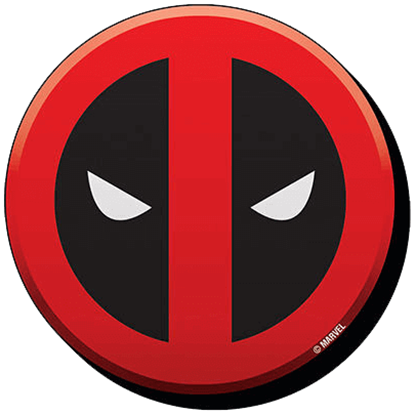 Deadpool Logo Magnet