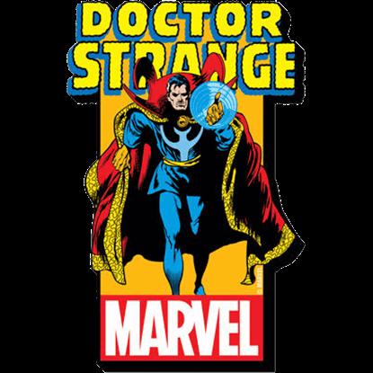 Doctor Strange Logo Magnet