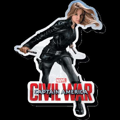 Marvel Civil War Agent 13 Magnet