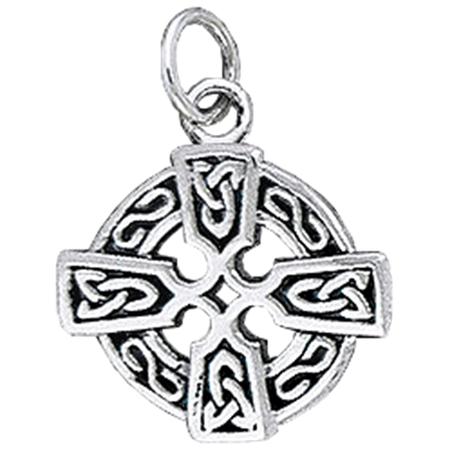 Traditional Celtic Cross Charm