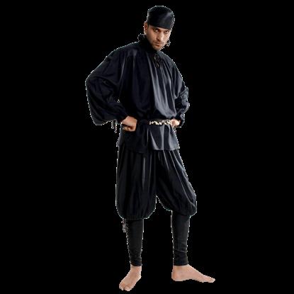 Captain Cottuy Pirate Pants
