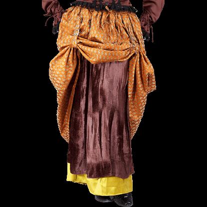 Desdemona Dual Skirt