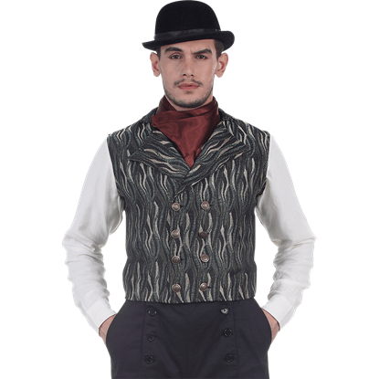Brummel Double-Breasted Vest