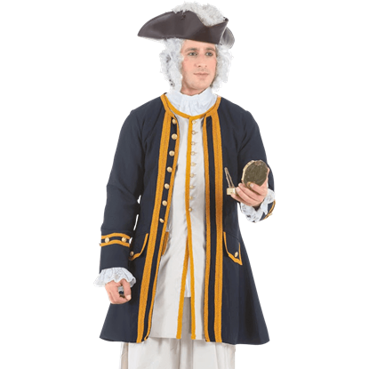 Admiral Norrington Coat