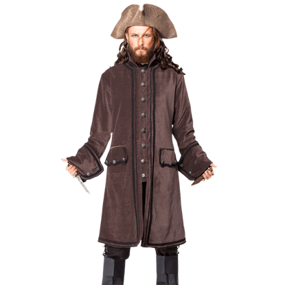 Calico Jack Coat