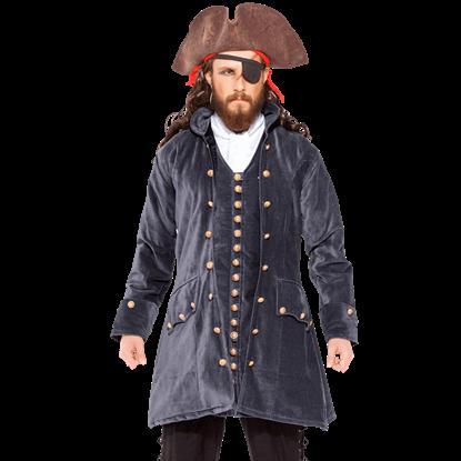 Captain Bridge Coat