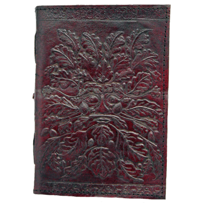 Greenman Leather Journal