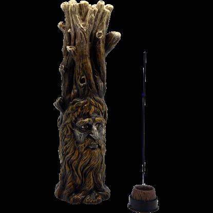 Tree of Wisdom Incense Burner