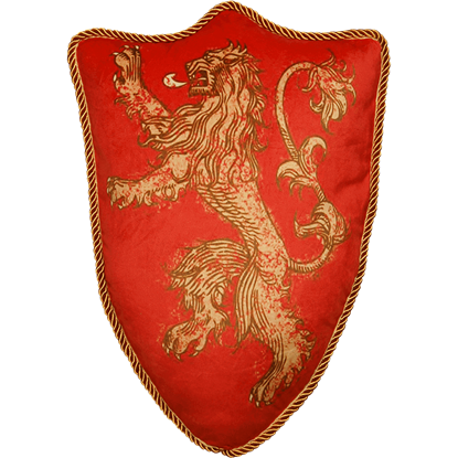 Game of Thrones House Lannister Sigil Throw Pillow