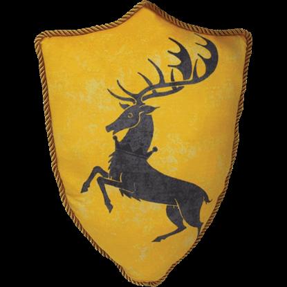 Game of Thrones House Baratheon Sigil Throw Pillow