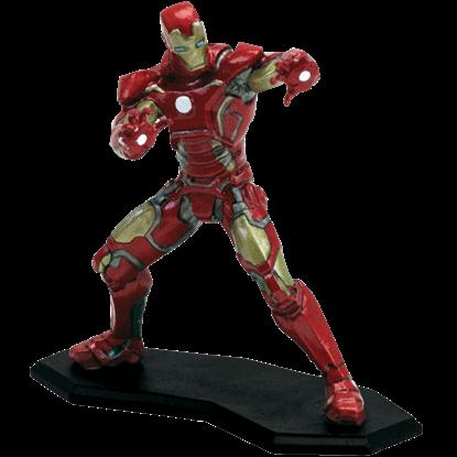 Iron Man Age of Ultron Metal Miniature