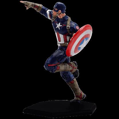 Captain America Age of Ultron Metal Miniature