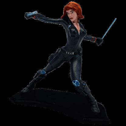 Black Widow Age of Ultron Metal Miniature