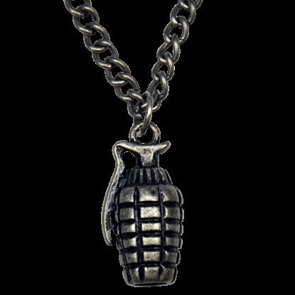 MK2 Grenade Necklace