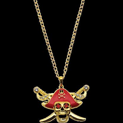 Buccaneers Captain Necklace
