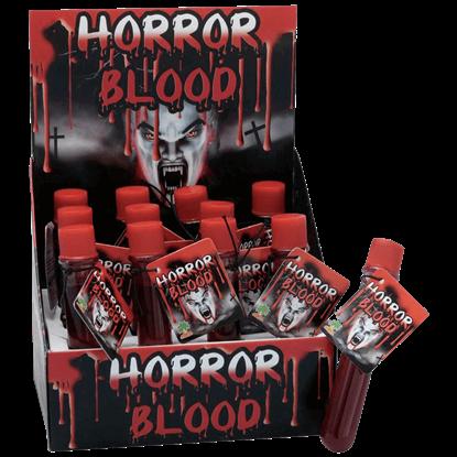 Test Tube of Horror Blood