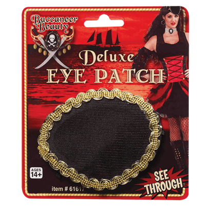 Buccaneer Beauty Deluxe Eye Patch
