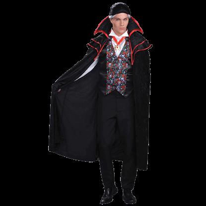 Baron Von Blood Plus Costume