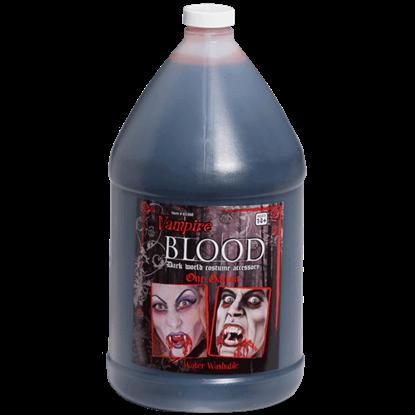 Gallon Of Blood