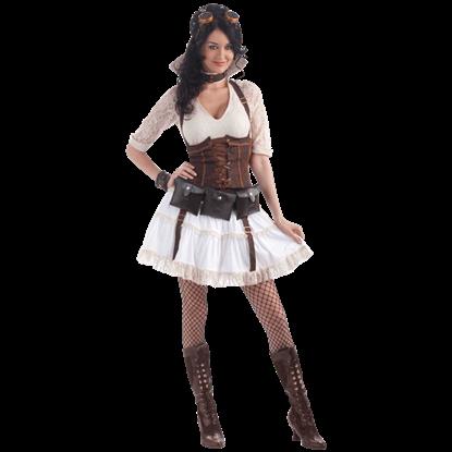 Steampunk Sally Costume