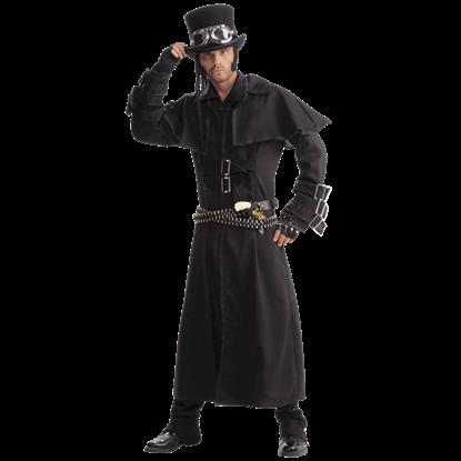 Steampunk Duster Coat