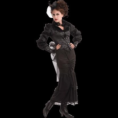 Steampunk Victorian Lady Costume