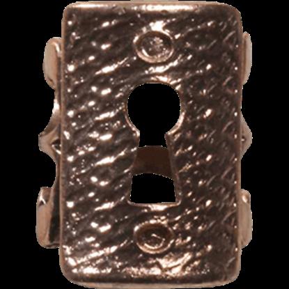 Steampunk Key Hole Ring