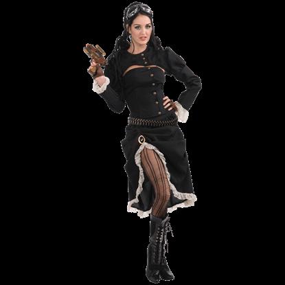 Steampunk Renegade Costume