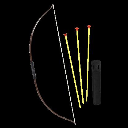 Archer's Bow and Arrow Prop Set