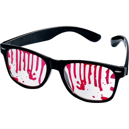 Bloody Zombie Glasses