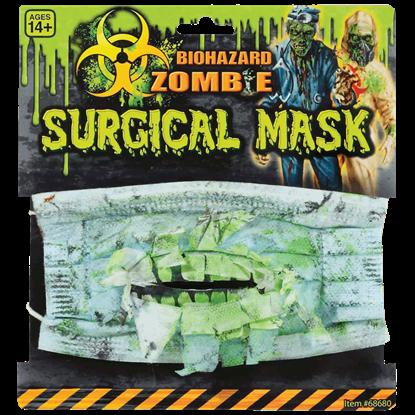 Biohazard Zombie Surgical Mask