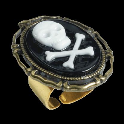 Buccaneer Beauty Cameo Ring