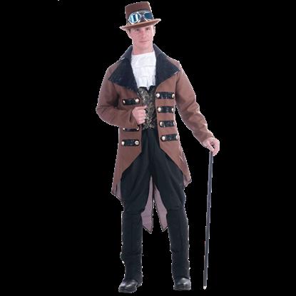 Steampunk Jack Men's Costume