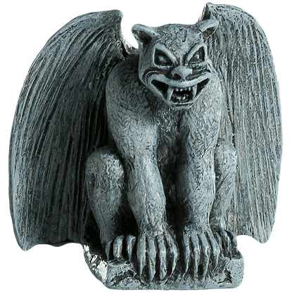 Gargoyle Horror Ornament