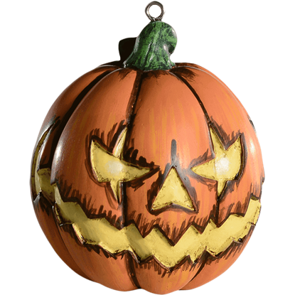 Jack O Lantern Horror Ornament