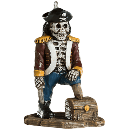 Pirate Horror Ornament