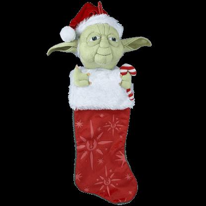 Star Wars Yoda Plush Stocking