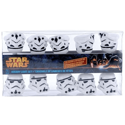 Star Wars Stormtrooper Helmet Light Set