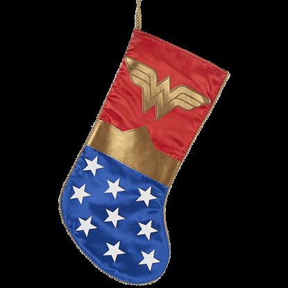 Wonder Woman Stocking