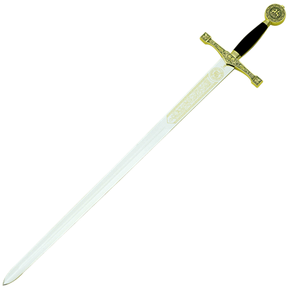 Gold Excalibur by Marto