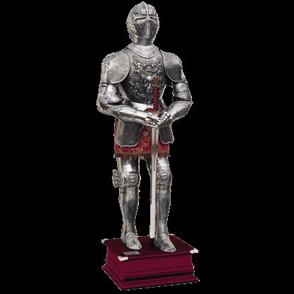 Carlos V Suit of Armor by Marto - Bas Relief
